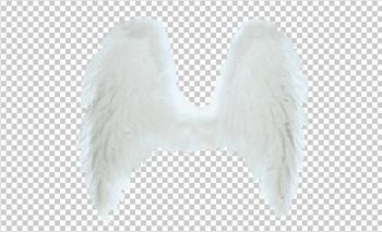 Клипарт крылья ангела, фото для Фотошоп в PSD и PNG, без фона