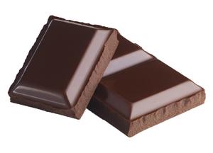 Клипарт шоколад, для Фотошоп в PSD и PNG, без фона