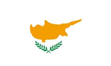 Клипарт флаг Кипра, для Фотошопа в PSD и PNG, без фона