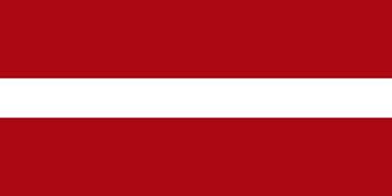 Клипарт флаг Латвии, для Фотошопа в PSD и PNG, без фона