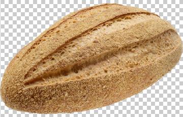Клипарт хлеб, для Фотошоп в PSD и PNG, без фона