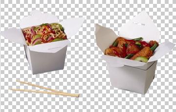 Клипарт китайская еда, для Фотошоп в PSD и PNG, без фона