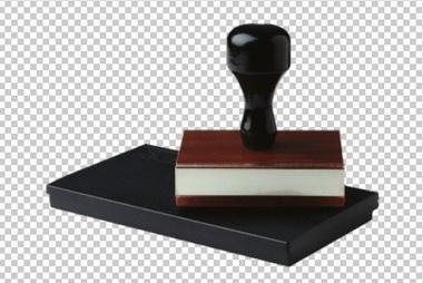Клипарт пресс-папье, для Фотошоп в PSD и PNG, без фона