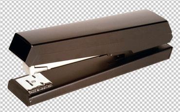 Клипарт степлер, для Фотошоп в PSD и PNG, без фона