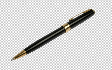 Клипарт ручка, для Фотошоп в PSD и PNG, без фона