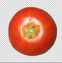 Клипарт помидор красный, photoshop, PSD PNG