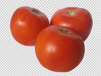 Клипарт помидор тройной , для Photoshop бесплатно в PSD и PNG, без фона