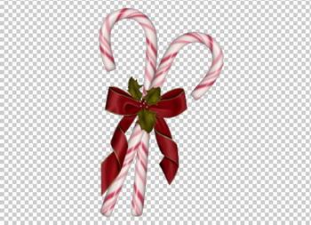 конфеты на новый год, PNG без фона